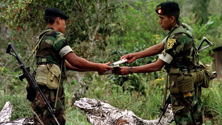 Guatemala despliega su Ejército en la frontera con Belice