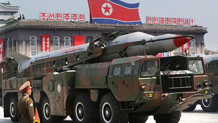 Corea del Norte vuelve a fallar en su intento de lanzar un misil de medio alcance