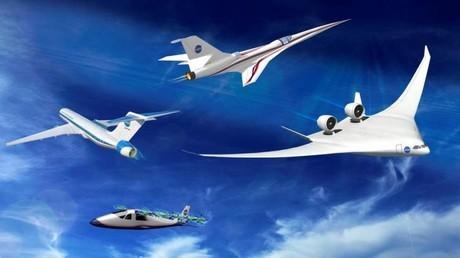 Aviones futuristas