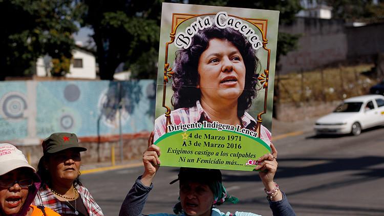Honduras: Detienen a cuatro sospechosos del asesinato de la activista Berta Cáceres