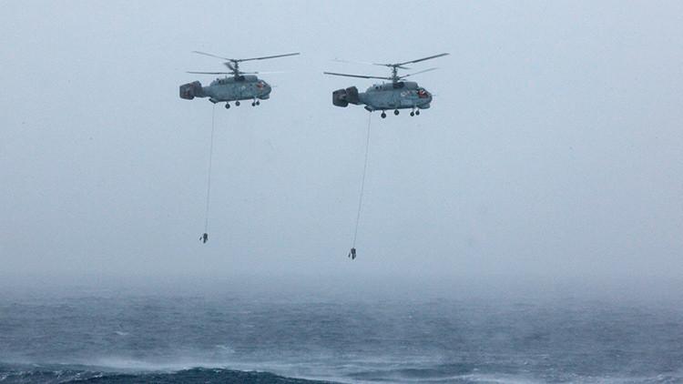 Rusia desarrolla un helicóptero antisubmarino de nueva generación