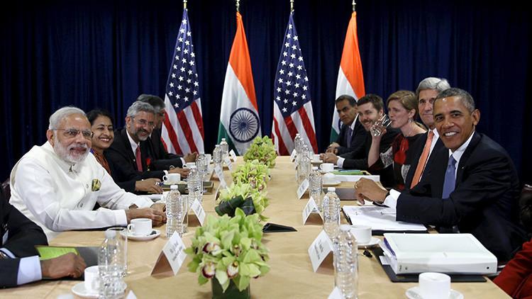"""¿Divide y vencerás? """"EE.UU. intenta aislar a la India de Rusia y China"""""""