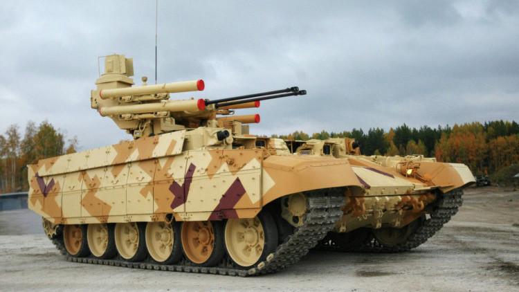 """""""Un adversario formidable"""": Por qué la OTAN debe temer al misterioso 'Terminator' ruso"""