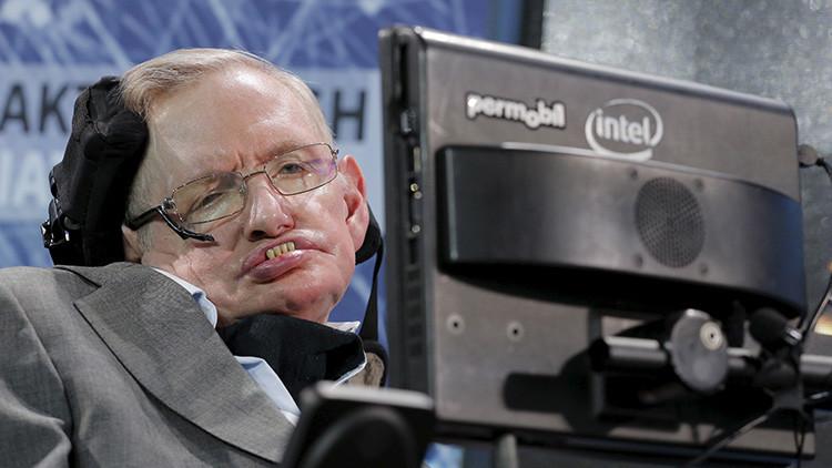 """La popularidad del """"demagogo"""" Trump, un misterio terrenal para Stephen Hawking"""