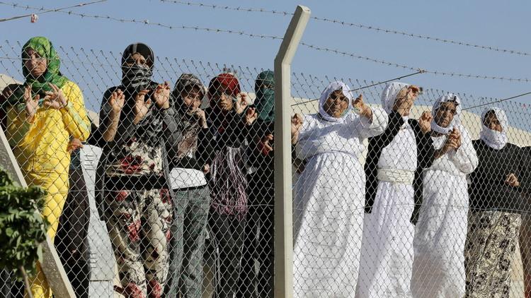 'El ángel de las esclavas': empresario kurdo lidera liberación de mujeres secuestradas por el EI