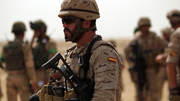 España envía soldados más cerca de Rusia que nunca