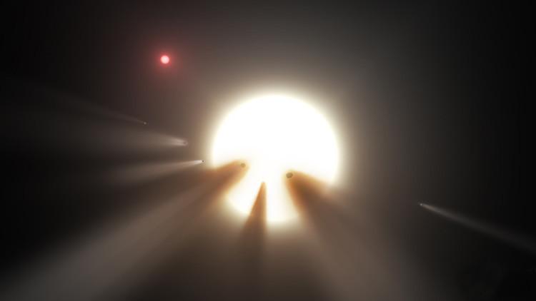 El enigma de la 'megaestructura alienígena' podría quedar resuelto gracias a Internet