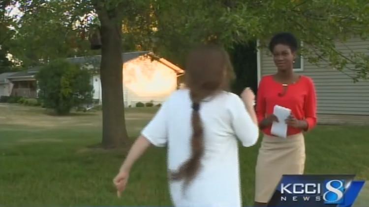 """Insulto racista a una reportera en directo en EE.UU.:""""Lárgate de aquí, pinche negra estúpida"""""""