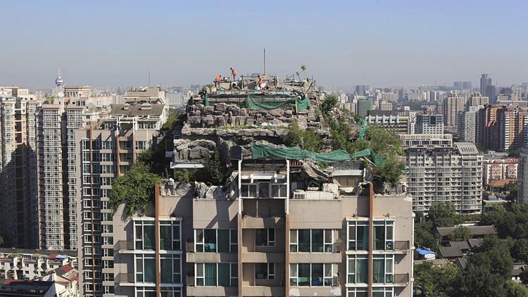 Pekín se hunde: La amenaza que tiene en vilo a la capital china