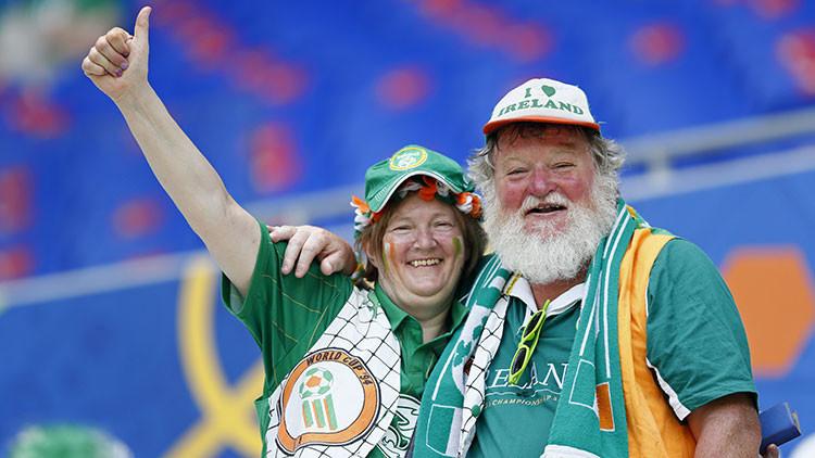 11 buenas razones para simpatizar con los hinchas de Irlanda, los más entrañables de la Eurocopa