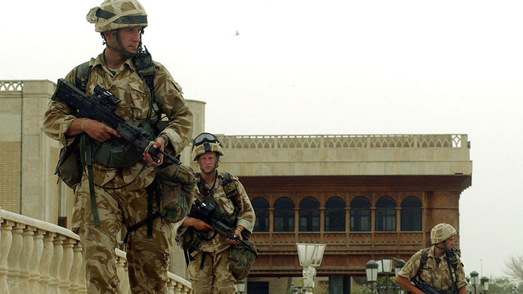 """Veteranos británicos: """"La de Irak fue una guerra de agresión"""""""