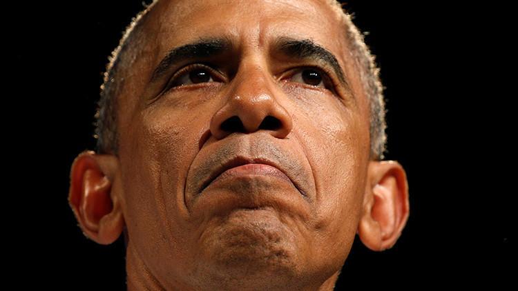 """""""Obama go home"""", la bienvenida en España al mandatario estadounidense"""