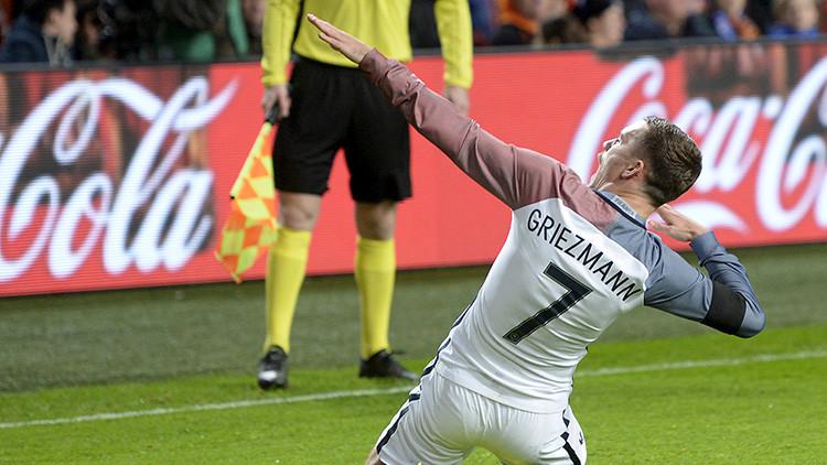 Griezmann es el mejor jugador de la Eurocopa 2016