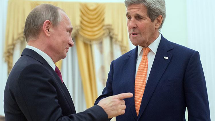 Kerry en Moscú: ¿Cuáles son los temas más difíciles de la agenda con Putin y Lavrov?