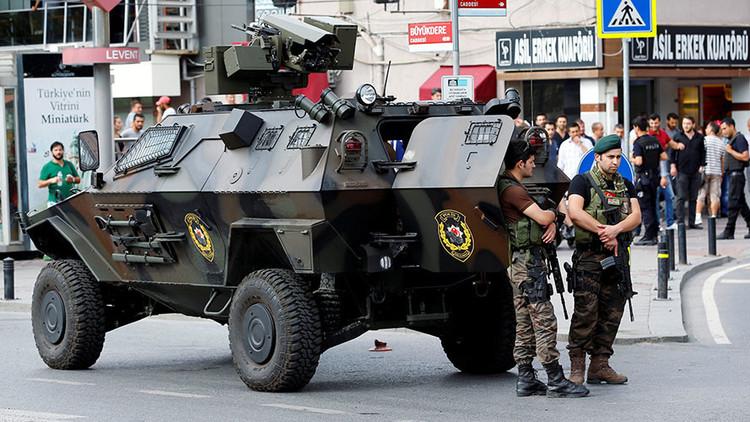 Erdogan anuncia tres meses de estado de emergencia tras la intentona
