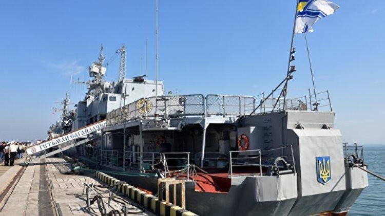 Los ejercicios de la OTAN en Ucrania Sea Breeze-2016 entran en el mar Negro