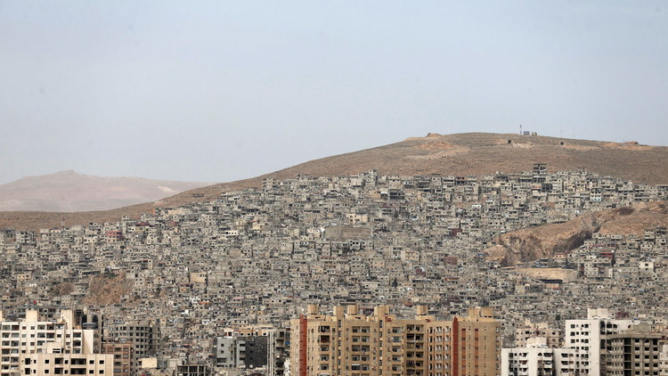 Una fuerte explosión de un coche bomba sacude Damasco