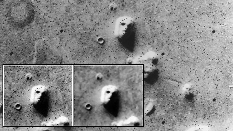 ¿Qué era en realidad?: La misteriosa 'cara' de Marte cumple 40 años