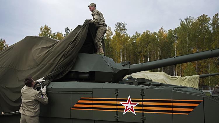 Rusia logra la protección electrónica total de su equipo bélico