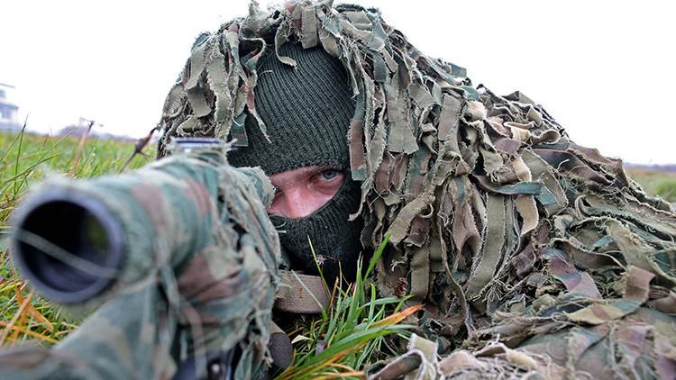 Un francotirador ruso muestra el mejor resultado en los Juegos Militares Internacionales