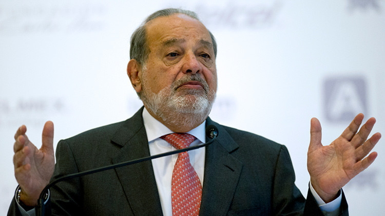 El multimillonario Carlos Slim propone que se trabaje tres días por semana