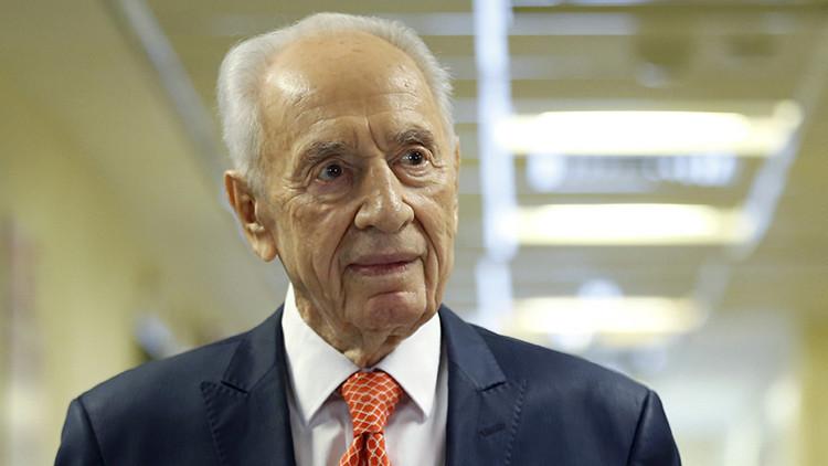 """Shimon Peres: """"Putin quiere que Rusia sea una parte de Europa, no su enemigo"""""""