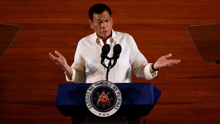 """""""Hijo de..."""": El presidente de Filipinas insulta al embajador de EE.UU."""
