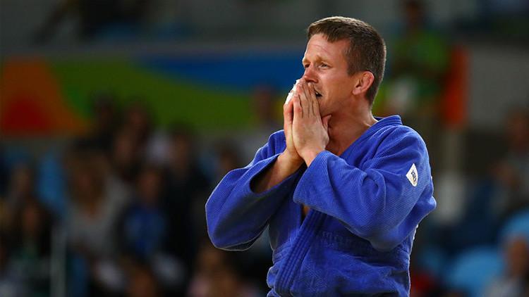 Agreden y atracan a un judoca belga en una playa horas después de ganar la medalla en Río de Janeiro
