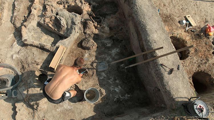 Fotos: Esta joya puede ser el objeto de oro más antiguo del mundo