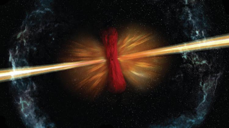 """Así escapamos del Big Bang: Descubren la causa del """"flujo de tiempo"""""""