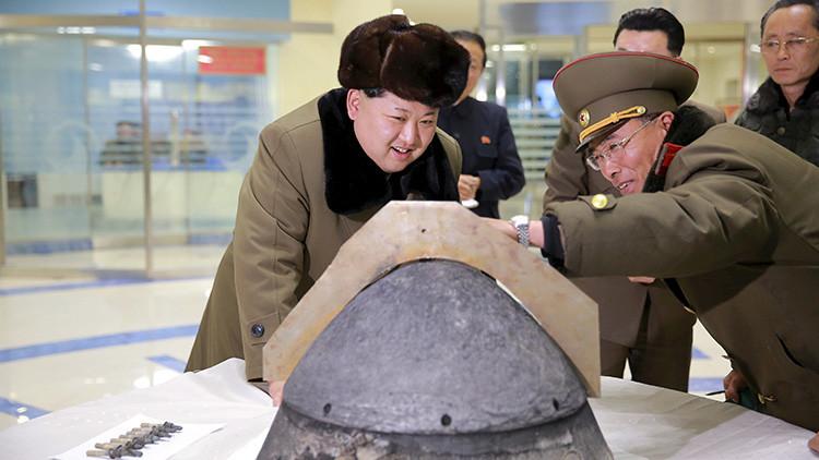 """Expertos surcoreanos: """"Corea del Norte podría fabricar submarinos nucleares"""""""
