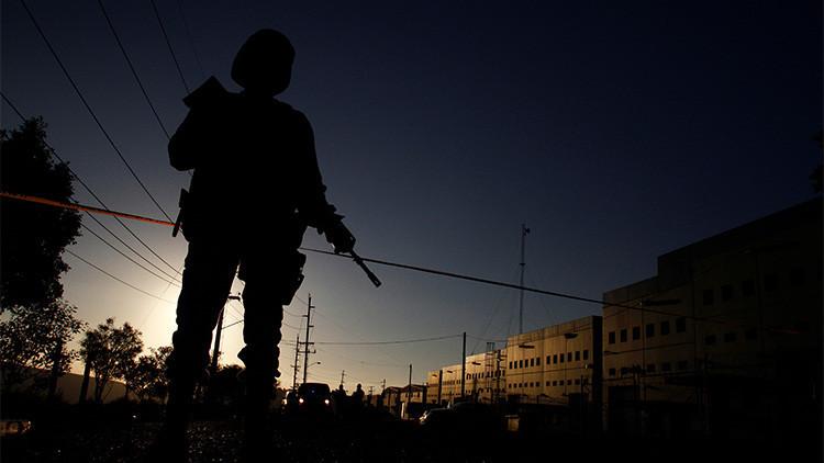 México: Mueren cuatro sicarios tras intensos tiroteos y persecuciones con la Policía (Fotos)
