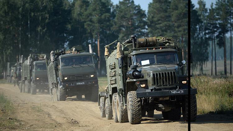 """Informe sueco: """"Rusia puede imponer control militar en el Báltico en cuestión de días"""""""