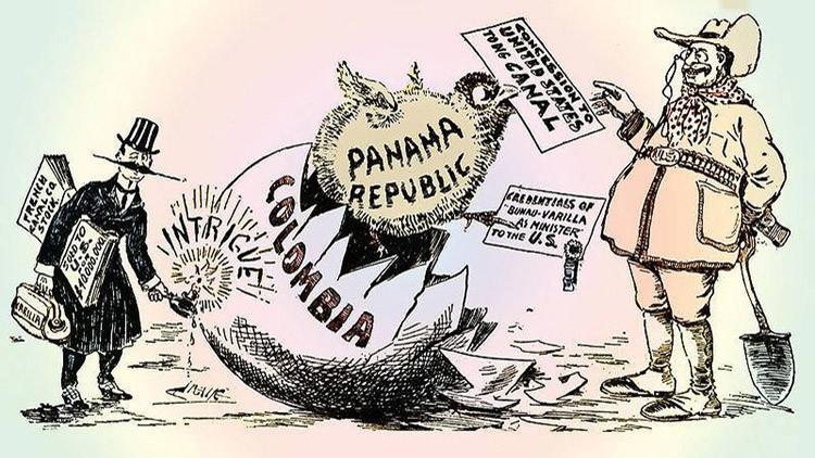 Las siete caricaturas que ejemplifican el intervencionismo de EE.UU. en Latinoamérica