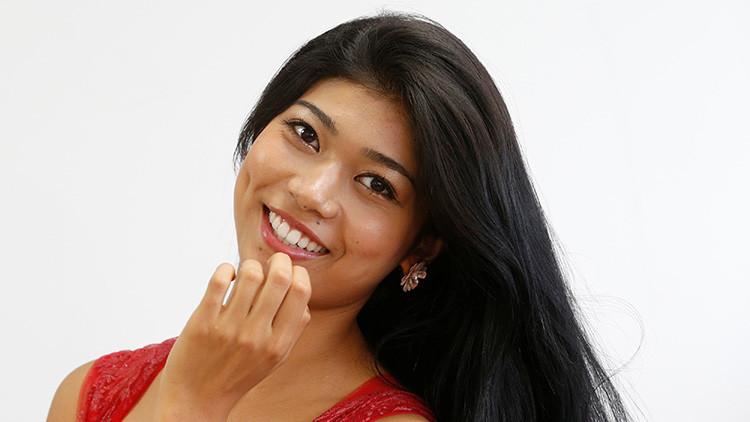 Critican a Miss Japón por su aspecto poco japonés