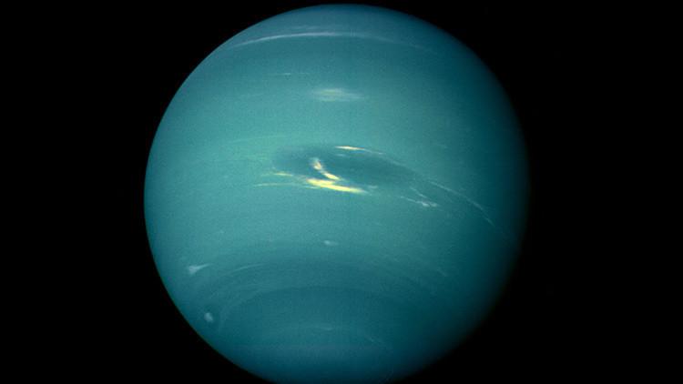 Urano y Neptuno pueden contener el 'ácido de Hitler'
