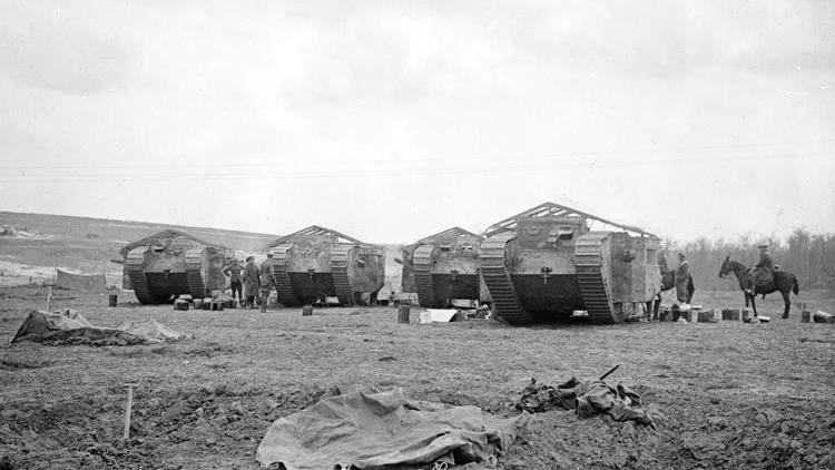 """""""Una especie de furgoneta acorazada"""": así eran los primeros tanques de la historia (fotos)"""