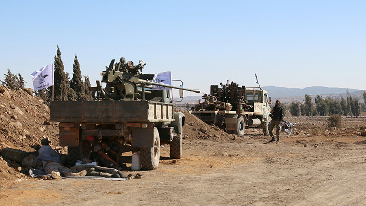 """""""El bombardeo contra posiciones del Ejército sirio es un acto de provocación directa contra Rusia"""""""