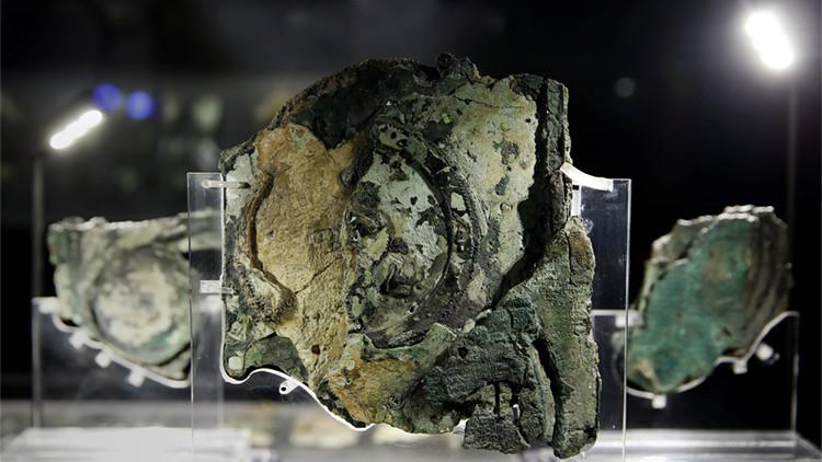 Un esqueleto hallado en un barco revelará el origen del misterioso mecanismo de Anticitera
