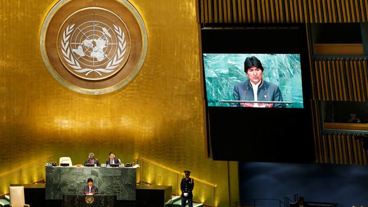 """Evo Morales: """"El mayor objetivo de la humanidad en este siglo debería ser erradicar el capitalismo"""""""