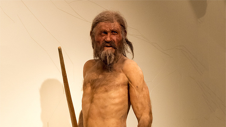 El 'hombre de hielo' rompe su silencio 5.300 años después (AUDIO)
