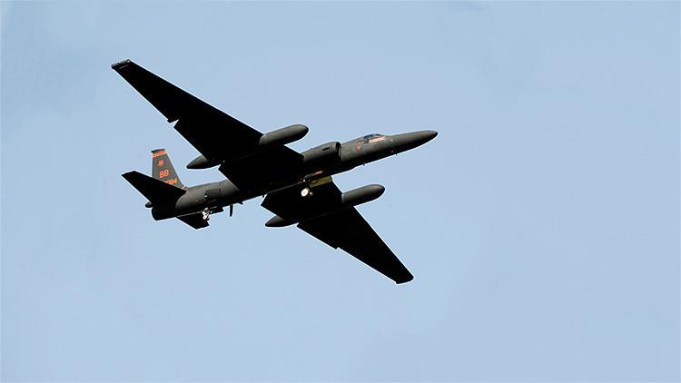 Un avión-espía de EE.UU. cambió de rumbo tras ser advertido por la defensa aérea de Irán