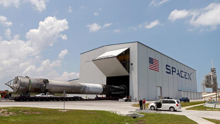 Revelan la verdadera causa de la explosión del cohete Falcon 9 de SpaceX