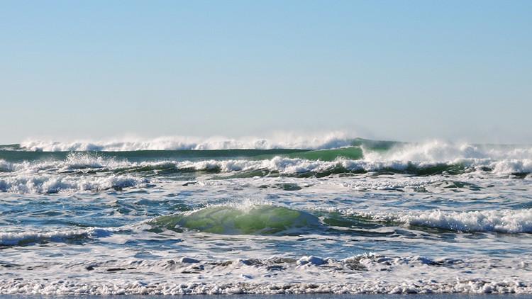 Video impresionante: Las consecuencias de ver una ola gigante a escasa distancia