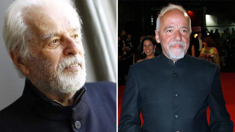 La barba de la confusión: un escritor chileno se hace pasar por Paulo Coelho y firma sus libros