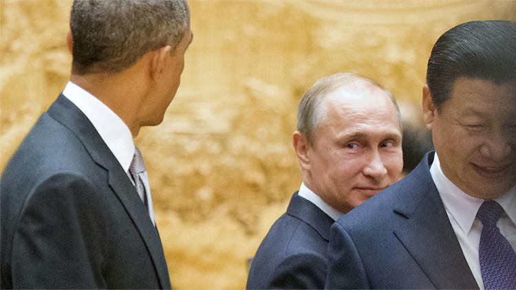 """Las nuevas Rutas de la Seda que infunden """"pánico"""" en Washington"""