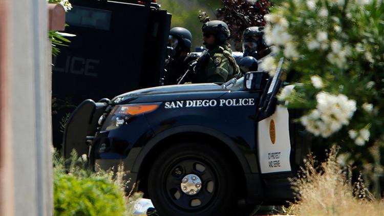 Un incendio cerca de un hospital en California provoca sospechas de atentado