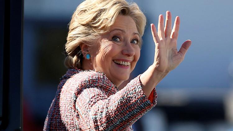Wikileaks: La campaña de Clinton se aprovechó de sus vínculos con el Departamento de Justicia