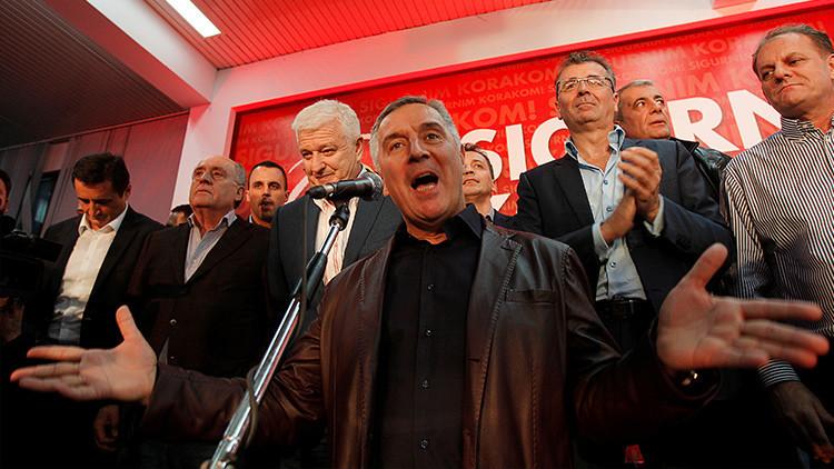 """Montenegro anuncia su adhesión a la OTAN """"dentro de unos meses"""""""