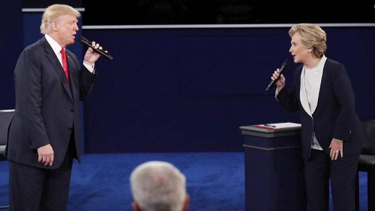 Qué esperar del debate final: Clinton y Trump preparan sus últimas cartas